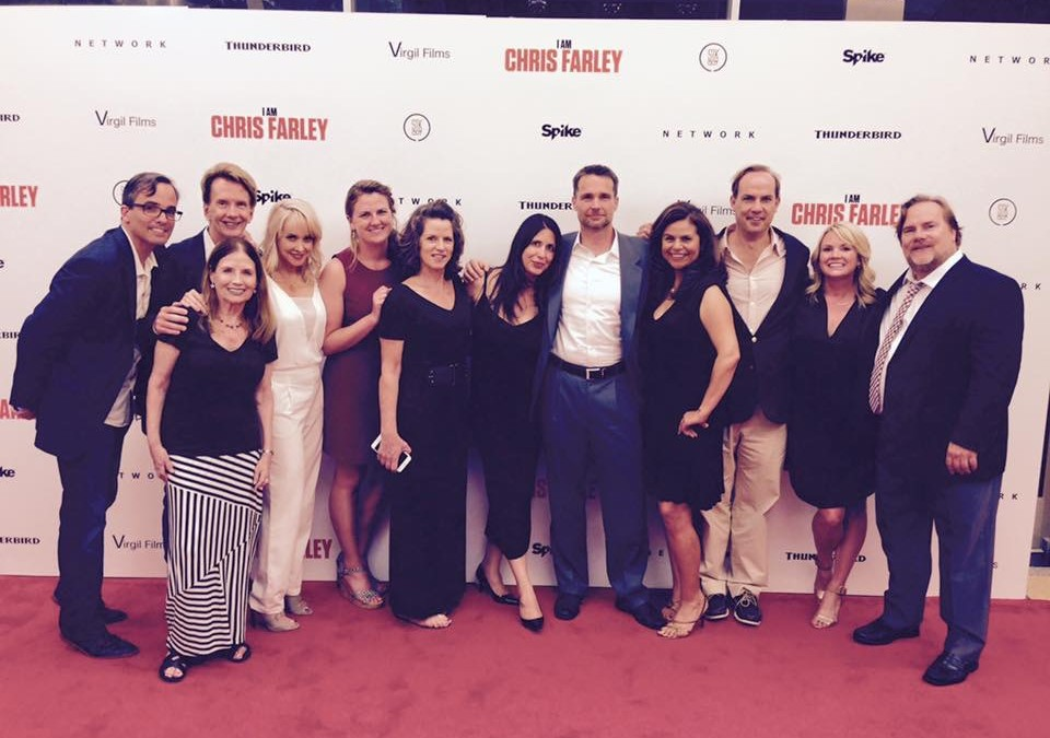 "Los Angeles Premiere of ""I Am Chris Farley"""