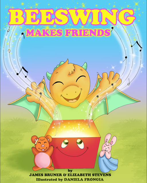 New BEESWING MAKES FRIENDS Review by Online Book Club!