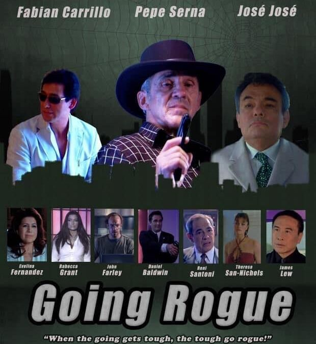 GOING ROGUE, Co-Produced by Bruner & Stevens, now available on Amazon Prime!